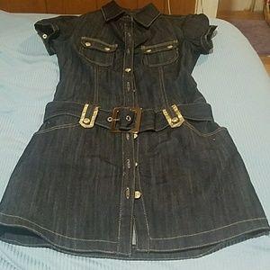 Rocawear Dresses - Rocawear jean dress